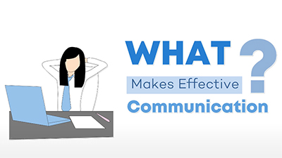 whiteboard video maker example: Effective Communication